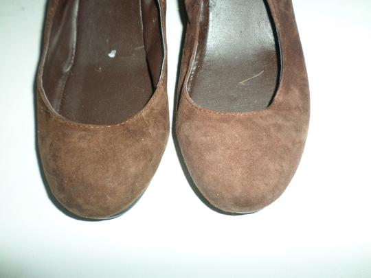 Other Sheridan Mia Brown Wedges Image 5