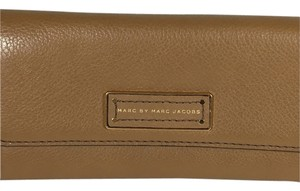 Marc by Marc Jacobs Marc By Marc Jacobs Natural Leather Wallet