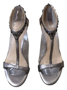 Joan & David Pewer Pumps
