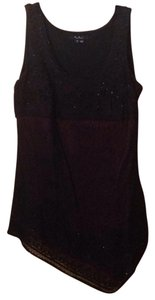 ECI New York Top Black and Red
