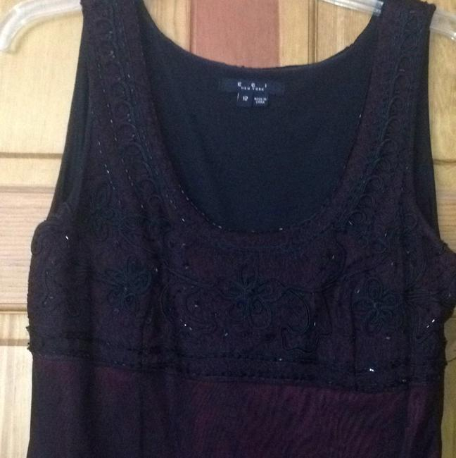 ECI New York Top Black and Red Image 4