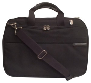 Briggs & Riley Briefcase Travel Nylon Laptop Bag