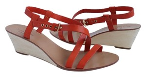 Kate Spade Orange Sandals
