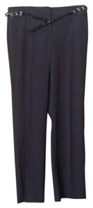Style & Co Wide Leg Pants Charcoal