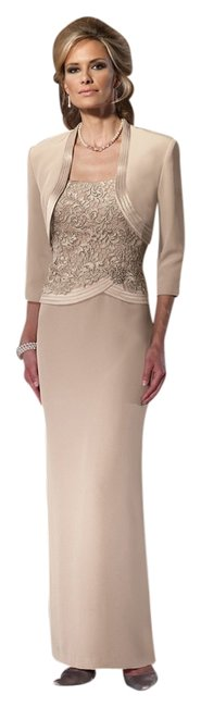 Item - Oyster Style # 210953 Long Formal Dress Size 18 (XL, Plus 0x)