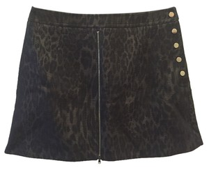 Ramy Brook Mini Skirt black