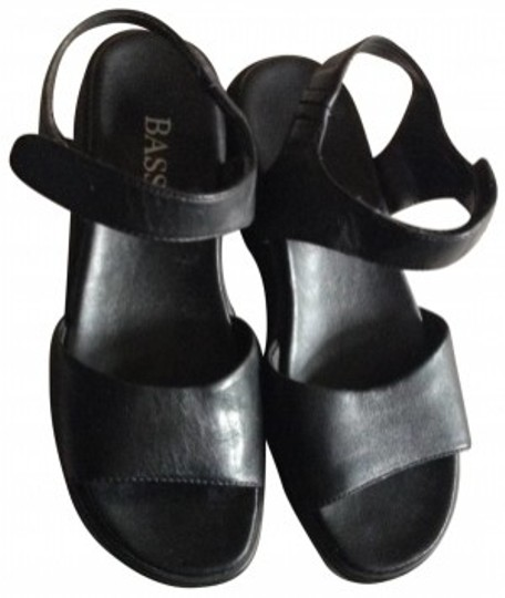 Preload https://img-static.tradesy.com/item/145930/bass-black-not-to-flat-sandals-size-us-6-regular-m-b-0-0-540-540.jpg