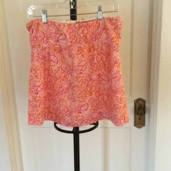 Lilly Pulitzer Top Pink, Orange and Yellow Image 1