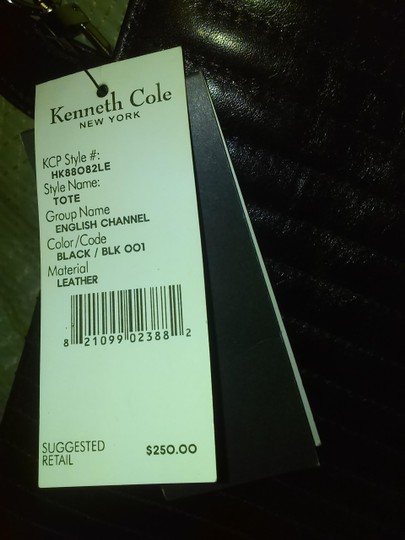 Kenneth Cole Tote in black Image 3