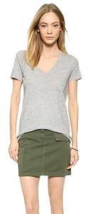 Madewell T Shirt Grey Striped