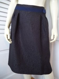 Vera Wang Simply Black Skirt Blacks
