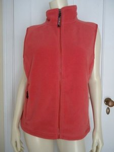 L.L.Bean Heavy Poly Fleece Sleeveless Vest