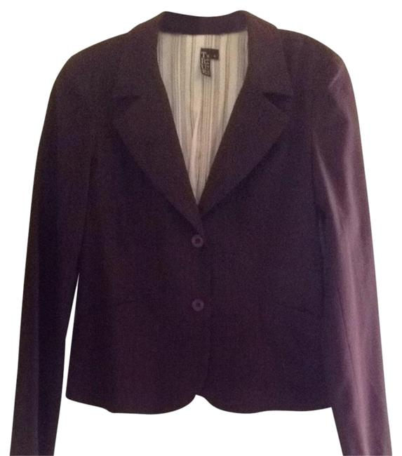 Preload https://item2.tradesy.com/images/true-meaning-burgundy-with-pinstripes-blazer-size-4-s-1459451-0-1.jpg?width=400&height=650