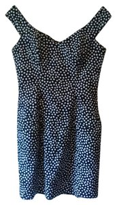 Geary Roark Kamisato short dress Black,white Retro Sundress Dots Classic Preppy Demure on Tradesy