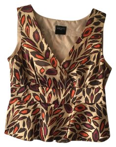 Nine West Top Multi Color
