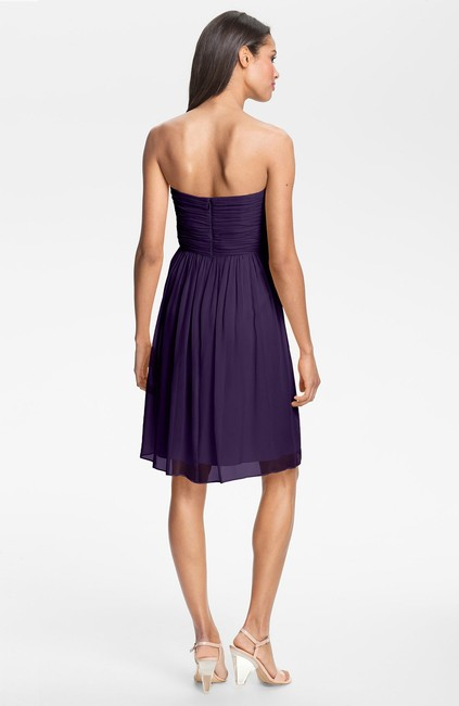 Donna Morgan Party Strapless Size 16 Dress