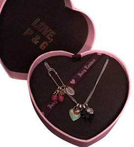 Juicy Couture juicy couture charm necklace