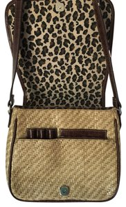 Liz Claiborne Roomy Magnetic Closure Shoulder Bag