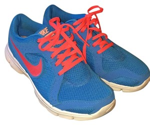 Nike Blue and pink Athletic