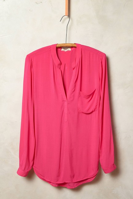 Preload https://img-static.tradesy.com/item/14595550/anthropologie-pinkfuschia-cloth-and-stone-button-down-top-size-6-s-0-3-650-650.jpg