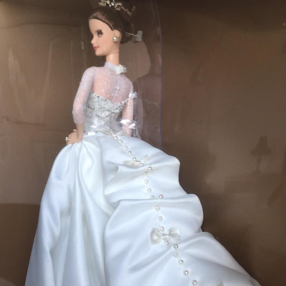 Reem Acra Bridal Barbie Doll