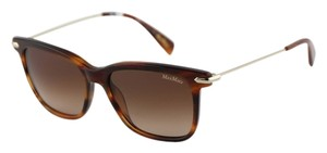 Max Mara Max Mara MM EDGY II Sunglasses - 8XB71 - Brown