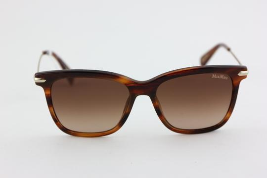 Max Mara Max Mara MM EDGY II Sunglasses - 8XB71 - Brown Image 1