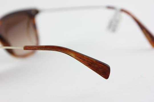 Max Mara Max Mara MM EDGY II Sunglasses - 8XB71 - Brown Image 3