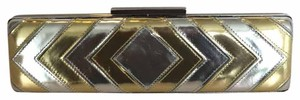 Badgley Mischka Gold/Silver Clutch