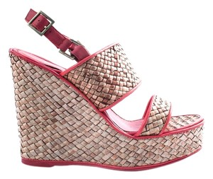 Jean-Michel Cazabat brown Wedges