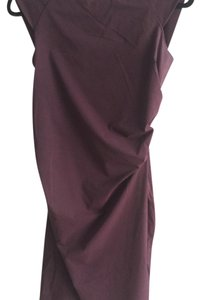 Eggplant Maxi Dress by Diane von Furstenberg