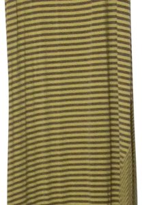 Yellow and grey Maxi Dress by Kensie