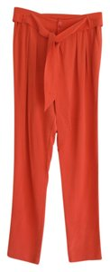 Les Petites Collection Trouser Pants orange