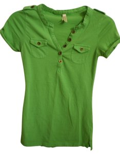 Color Story T Shirt green