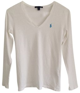 Ralph Lauren T Shirt White
