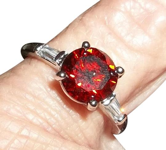 Preload https://item5.tradesy.com/images/sterling-silver-ruby-red-gemstone-size-6-ring-1459824-0-0.jpg?width=440&height=440