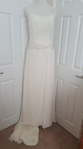 Jasmine Bridal Bnwt Authentic T796 Wedding Dress