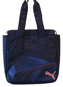 Puma Blue Travel Bag