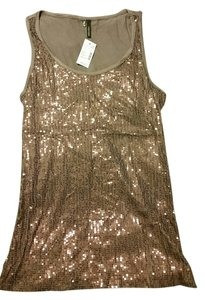 Maurices Top Plum with Sequins