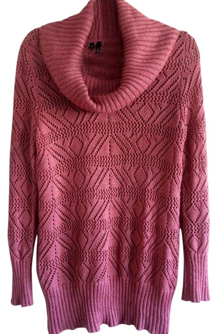 Preload https://img-static.tradesy.com/item/14599270/maurices-dusty-heathered-rose-knit-machine-washable-sweaterpullover-size-8-m-0-1-650-650.jpg