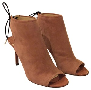 Jimmy Choo Terracotta Boots