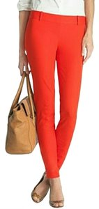 J.Crew J. Crew J Crew Minnie Straight Pants True Red