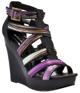 Michael Antonio Multi-Color Sandals