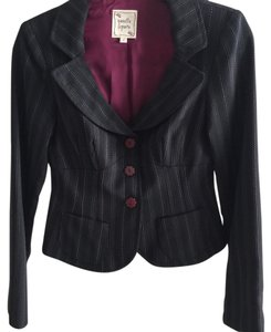 Nanette Lepore Black with pinl Jacket