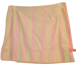 Lilly Pulitzer Skort Pink and Green