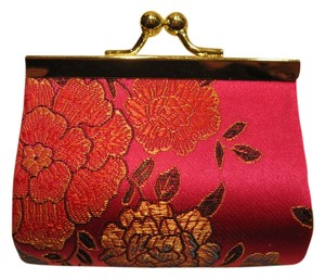 Other Asian Carnation Coin Purse - [ Roxanne Anjou Closet ]