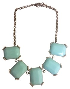 Banana Republic Banana Republic turquoise statement necklace