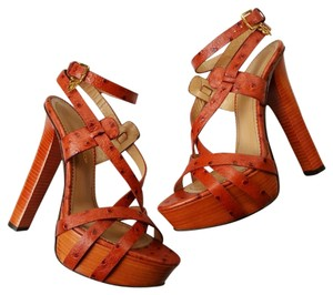 Dsquared2 Rust Sandals