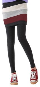 other Thermal Insulated Warm Winter red white grey black Leggings