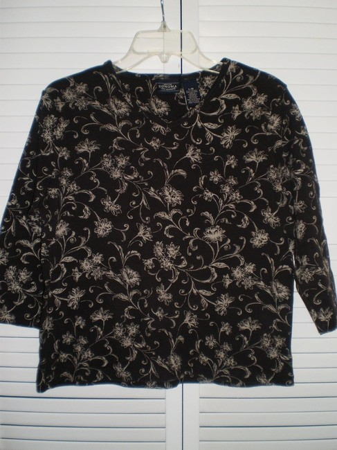 Preload https://item2.tradesy.com/images/sonoma-like-new-long-sleeved-t-shirt-tee-shirt-size-14-l-146041-0-0.jpg?width=400&height=650